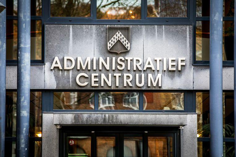 In het administratief centrum vindt de installatievergadering plaats.