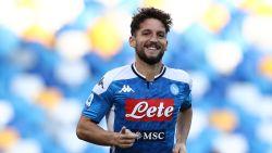 """Dries Mertens bleef in Napoli voor dat ene grote doel: """"Kloof met Juventus is miniem"""""""