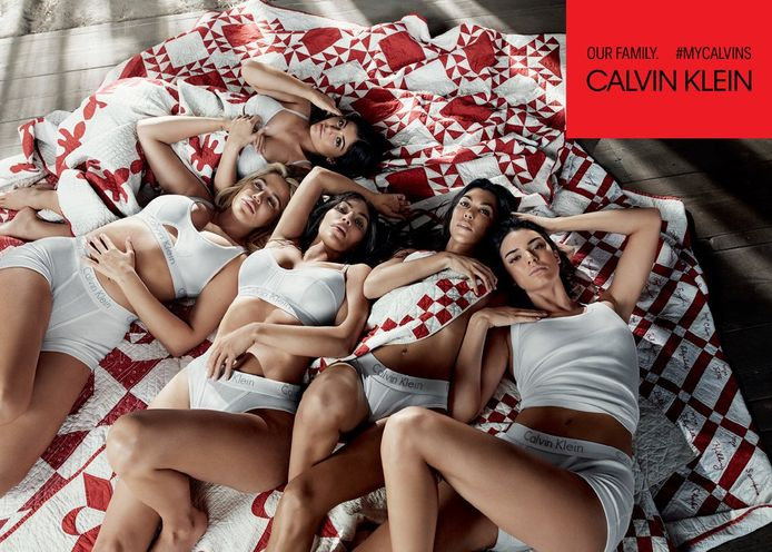 De Kardashian/Jenner-zussen.