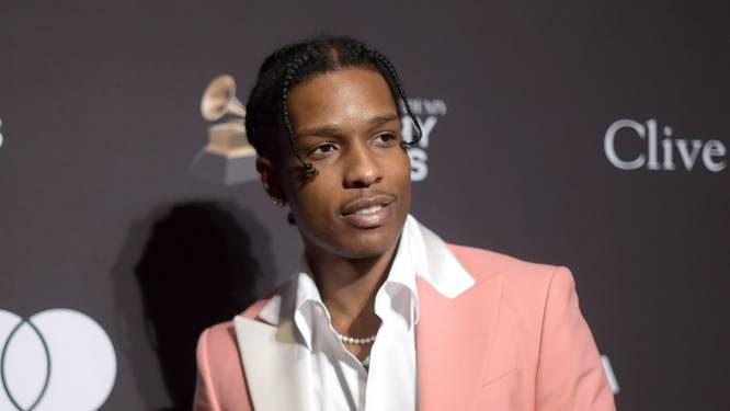 A$AP Rocky officieel aangeklaagd voor slagen en verwondingen