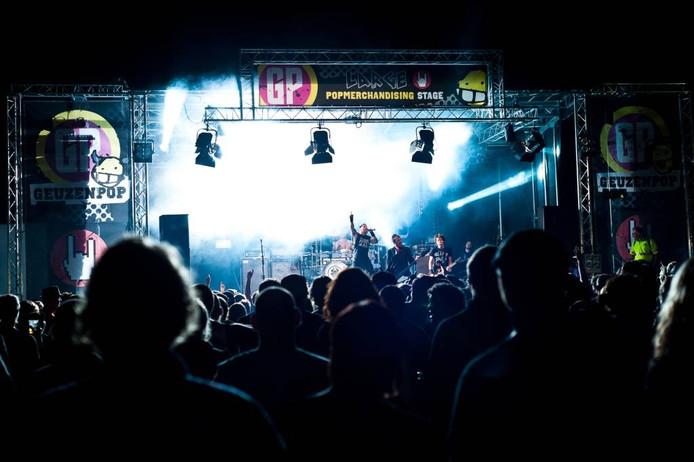 Geuzenpop trok in 2012 maar liefst 4000 bezoekers