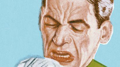 Mannen reageren écht anders op pijn dan vrouwen