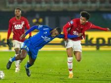 Pijnlijke afsluiter 2020 voor Vitesse: blessures Tronstad en Bazoer bij nederlaag tegen AZ