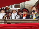 Feestelijke intocht voor Jeugdprins Jippe I in Den Bosch