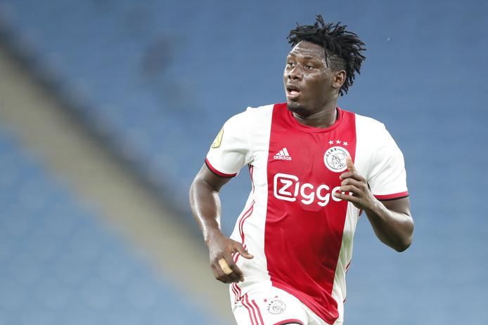 Lassina Traore scoort dit seizoen aan de lopende band voor Jong Ajax.