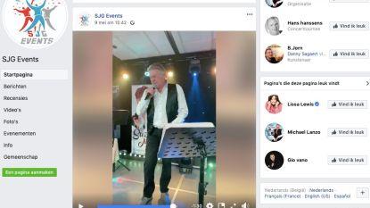Aangekondigde 'stream-optredens' in café Middenstand stilgelegd door de politie