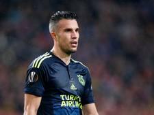 Van Persie helpt Fenerbahçe naar derde plaats