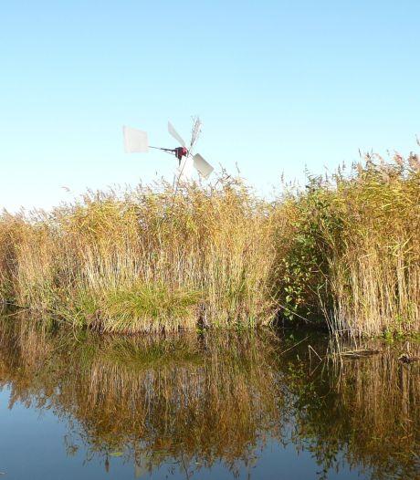 Water uit Vollenhovermeer tegen verdroging kwetsbare natuur in Wieden en Weerribben