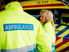 Scooterrijder gewond in buitengebied Voorthuizen