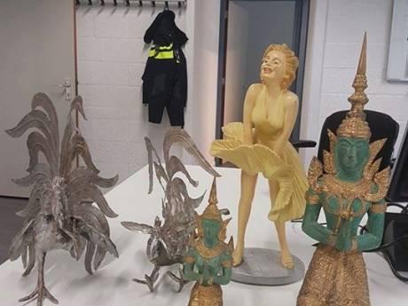 Dieven stelen beeldjes van demente Zutphenaar (76), politie: 'laffe daad'