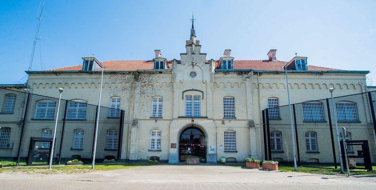 De Belgische gevangenis Merksplas. Beeld epa