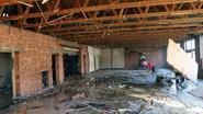 Vernieuwing dorpskern start met sloop parochiezaal