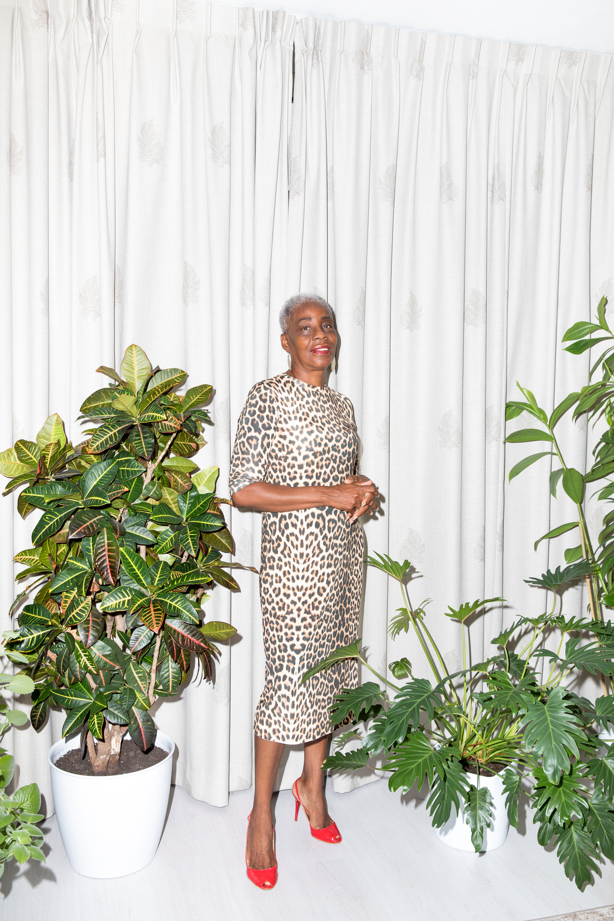 Verwonderend Deze vrouwen zijn 60-plus en stijlvol | De Volkskrant WY-08