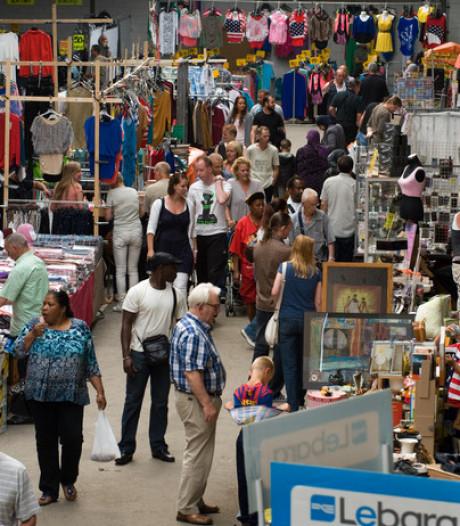 Standhouders Utrechtse Bazaar hebben pech: geen extra tijd om nieuwe plek te vinden