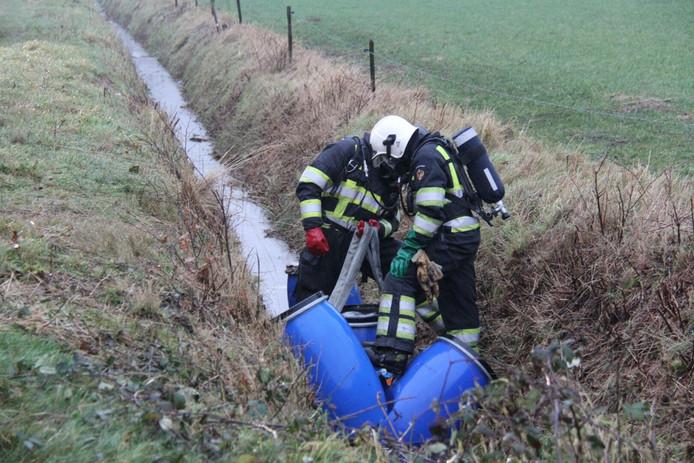 Het dumpen van drugsafval in de Brabantse natuur blijft een groot probleem.