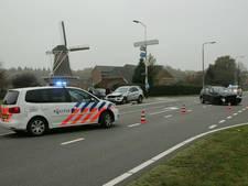 Flinke schade na ongeluk op Holterweg tussen Lettele en Bathmen