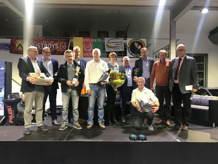 De supporterskoepel Kustboys organiseerden een succesvolle ontmoetingsavond voor 250 fans.