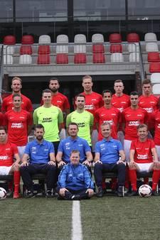 Dit zijn ze dan: de hoogst spelende amateurclubs in de regio (teamfoto's)