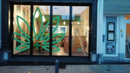 Cannabiswinkel Kush&Co opent maand later dan gepland