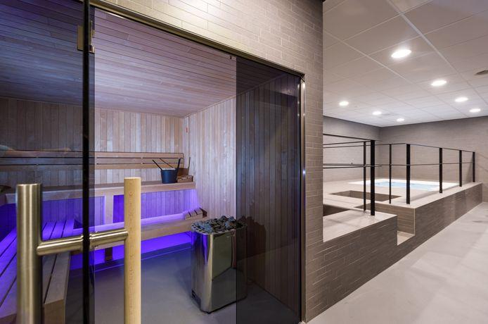 Na de training of wedstrijd even in de sauna? Dat kan bij Willem II.