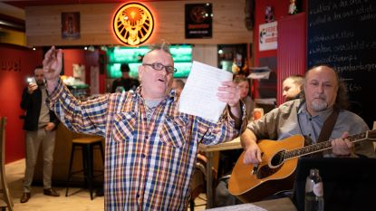 VIDEO. Jan Van de Ven (The Voice) zingt 'De brug van Willebroek' voor goede doelen