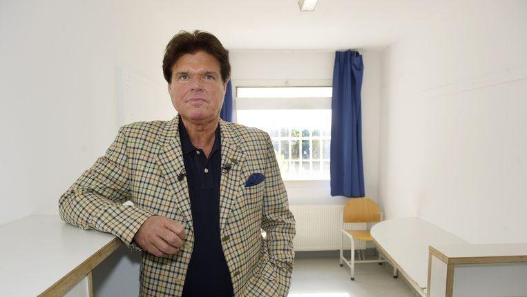 Menno Buch, maker van het tv-programma Buch in de Bajes Beeld ANP