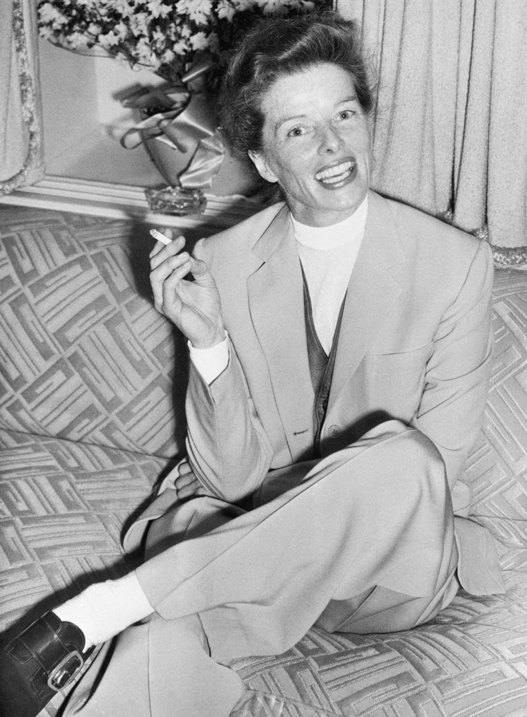 Katharine Hepburn Beeld Bettmann Archive