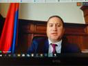 Ambassadeur Tigran Balayan van Armenië