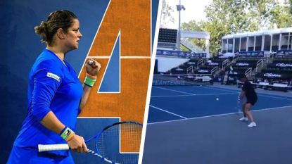 Clijsters begint vandaag aan (kleine) test richting US Open, waar steeds meer ongerustheid over ontstaat