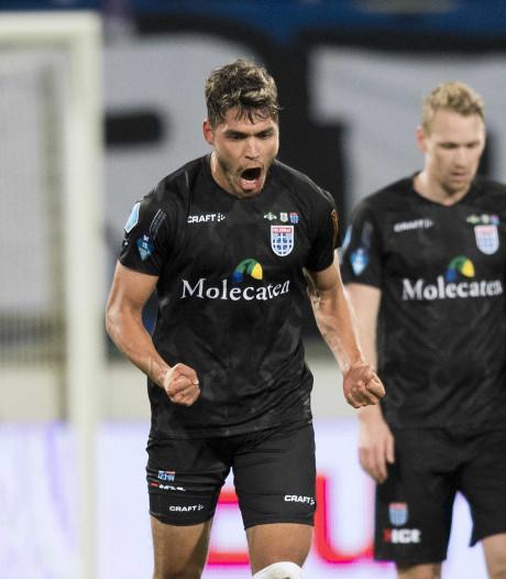Nicolás Freire houdt Jong PEC Zwolle op koers voor kampioenschap