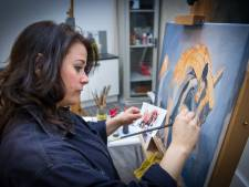 Weekdagboek challenge #2: kunstenares Mirelle Vegers