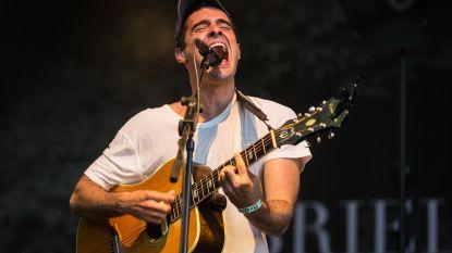 Extra concert Gabriel Ríos op Kampvuurconcerten