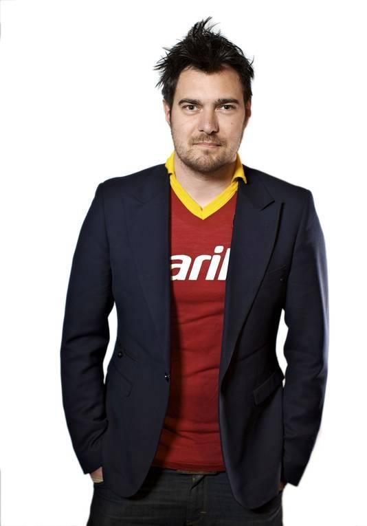 Sjoerd Mossou is voetbalverslaggever van AD Sportwereld en columnist.