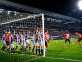 Geen stadion waar PSV het zo lastig heeft als het Abe Lenstra Stadion