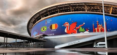 UEFA schorst Roebin Kazan