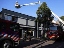 Brandweer rukt uit voor brand in cafetaria in Cuijk