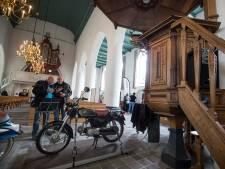 Genieten van de kwaliteitsbrommers in de Steenderense kerk