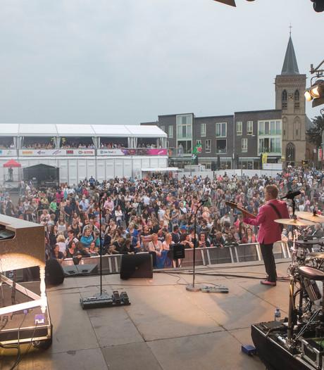 Streep door festival Summerloverz in Ede