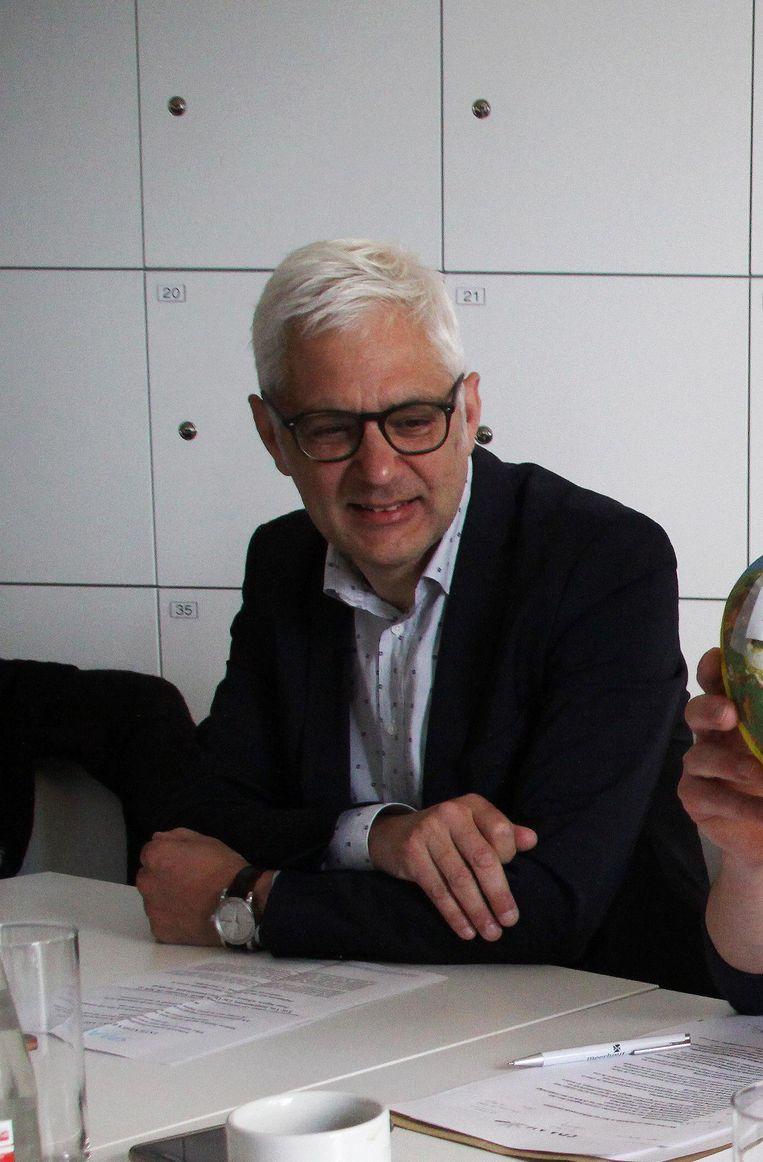 Luc Op De Beeck is voorzitter van het OCMW in Turnhout.
