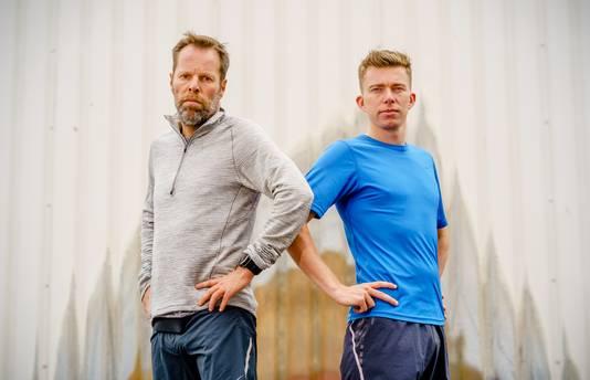Eric Brommert en Pim Bijl.