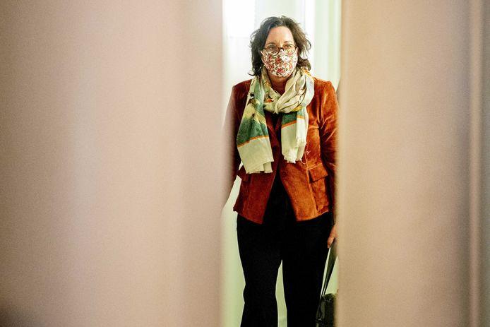 Tamara van Ark, minister voor Medische Zorg en Sport, (VVD).