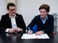 Stad Antwerpen en gerechtsdeurwaarders binden samen de strijd aan tegen overmatige schuldenlast