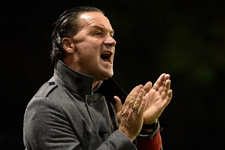 Beerschot Wilrijk-coach Stijn Vreven.