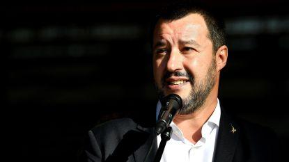 """Salvini waarschuwt: """"Sancties van EU zullen meer dan Italië treffen"""""""