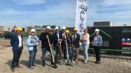 Jansseune Construct bouwt bureaus en productiehal in industriezone Plassendale II