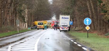 Ernstig ongeluk op N35 bij Raalte: weg tot na avondspits dicht