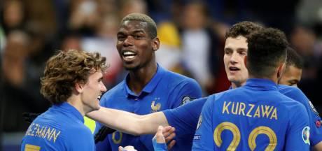 Wereldkampioen Frankrijk heeft geen kind aan IJsland