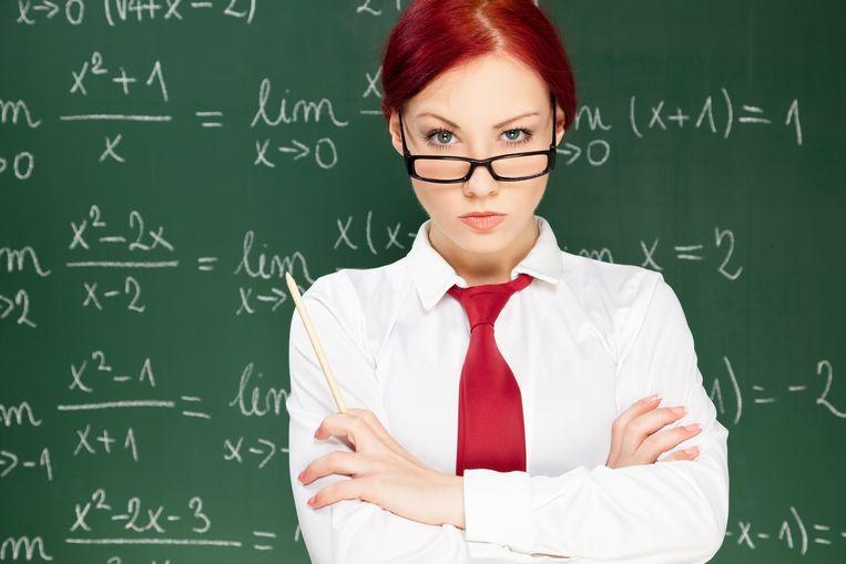 De combinatie van zorg en gezag zou ervoor zorgen dat we rode oortjes krijgen van leraars.