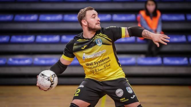 """Truienaar Dries Vrancken pakt zijn eerste cap bij de Futsal Red Devils: """"Op drie jaar tijd van vriendenploeg Borussia Gingelom naar nationale ploeg"""""""