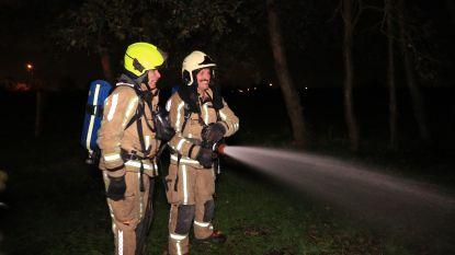 Brandweerman Benny Thieleman na 44 jaar uitgewuifd door collega's